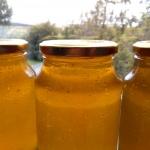 Луговой мёд в стекле