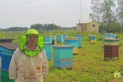 Старчевский Андрей Николаевич - главный пчеловод