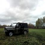 Рабочая лошадка УАЗ