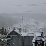 А снег идет. 18 мая