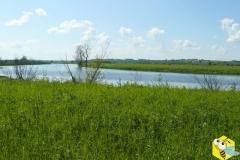 Озеро Исток, рядом с нашей пасекой