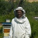 пчеловод Андрей Старчевский