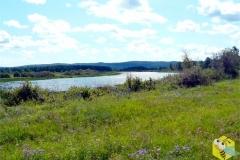 озеро Исток, Краснореченские луга