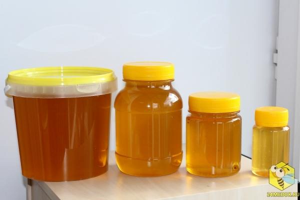 Свежий мёд 2013 года