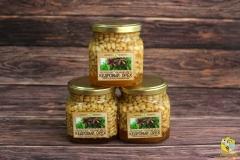 Кедровый орех с мёдом