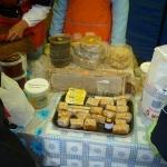 Соты и другие продукты пчеловодства