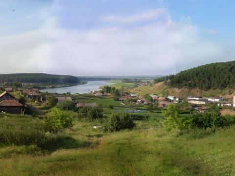 село Красный Завод