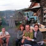Евгений, Майя, Андрей, Яна Старчевские