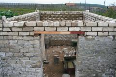Продолжается строительство. 27 сентября