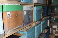 4 этажа пчел