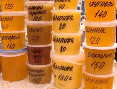 В российском меде в 30% образцов было обнаружено остаточное количество метаболитов нитрофурана
