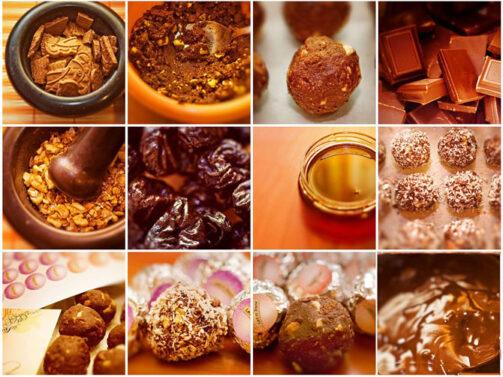 Медовые конфеты, халва, пастила