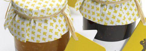 Дизайн упаковки для меда Lemonies