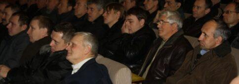 III Съезд Пчеловодов Тамбовской области