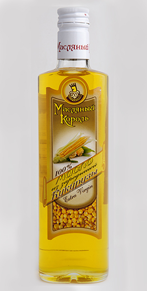 Кукурузное масло (маисовое)