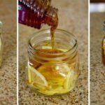 Мёд, лимон и имбирь - Простое средство при простуде