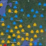 Карта пасек