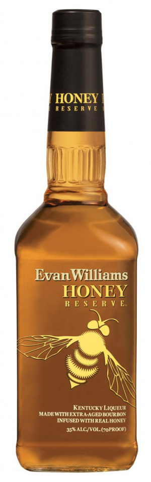 Медовый ликер — Evan Williams Honey Reserve
