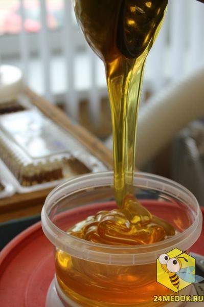 Свойства натурального мёда