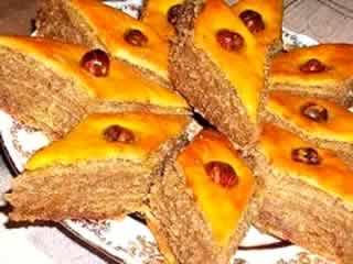 Пахлава сдобная (армянское блюдо)