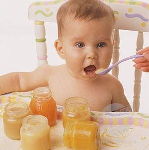 Мёд в детском питании