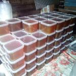 29 августа, фасуем мёд