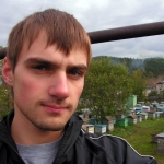 Старчевский Евгений после перевозки пчел :)