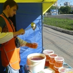 Дима Разливает мёд