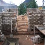 Продолжается строительство. Кирпич растет :)