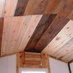 Потолок с доски на 21.