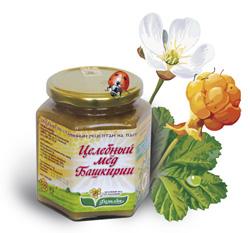 Башкирский мёд