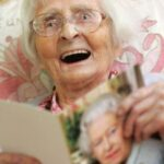 Бабушка - долгожитель