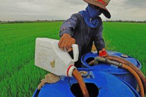 Контроль гербицидов и пестицидов