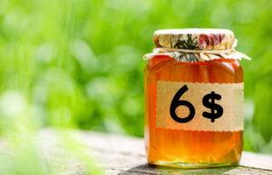 Мёд в долларах