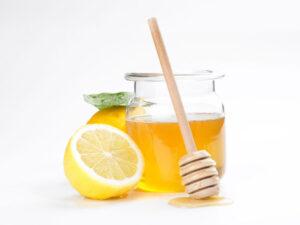 Лимон с мёдом от кашля