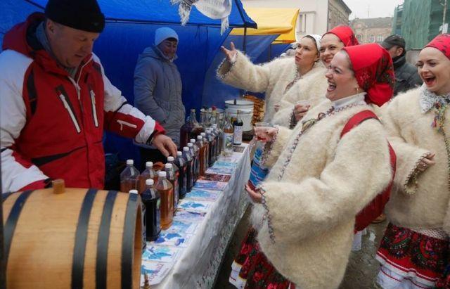 Медовуха Фест в Ужгороде