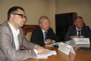 В. Зырянов, В. Сергиенко, Л. Шорохов