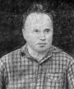Знатный пчеловод В. Ф. Шалагин