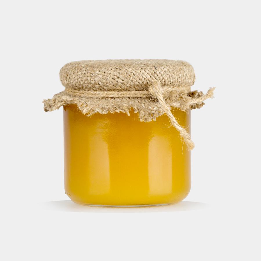 банка с мёдом фото