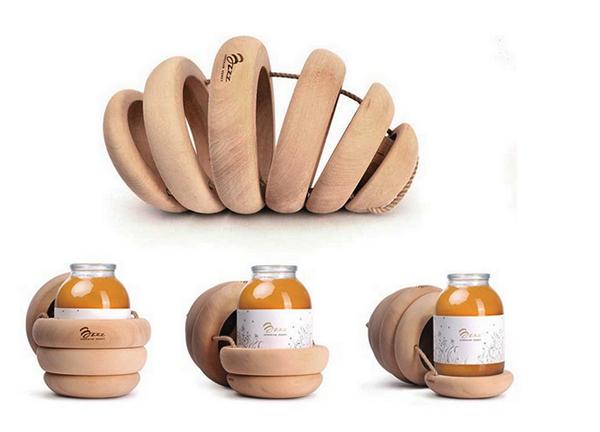 Упаковка для меда своими руками