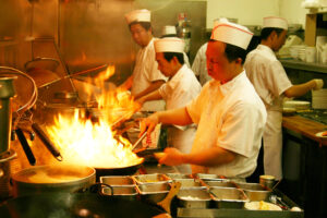 Мёд в китайской кухне