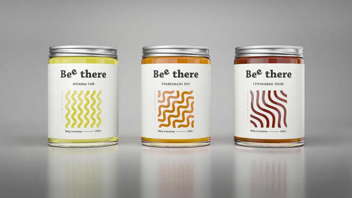 Три вида мёда BeeThere