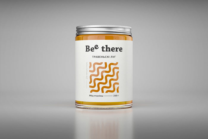 Луговой мёд BeeThere