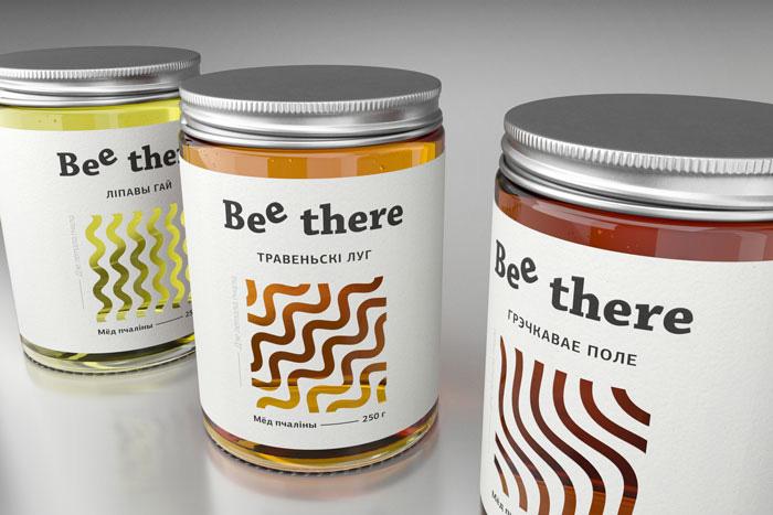 Стильная упаковка для мёда