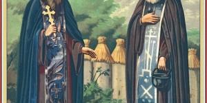 Поздравляем с Медовым Спасом и днем святых Зосимы и Савватия Соловецких
