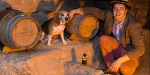 Парижская медовуха созревает в катакомбах