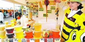 Белоруссию настигли ярмарки  «мёда». Обман среди бела дня