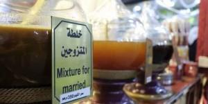 Мёд на ярмарке Global Village в Дубае