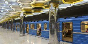 Станция метро в виде улья (фото и видео)