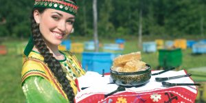 Башкирский мёд урожая 2017 года